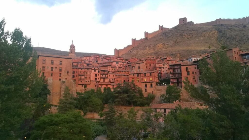 Albarracin-butterfly trip